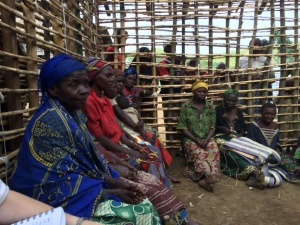 DRC Trip to See Multiple Displacement Firsthand