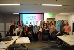 Group of Designers Cultivates Climate Leadership with World Climate Event in Boston