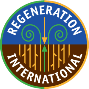 Regeneration International promotes carbon sequestration and richer soil