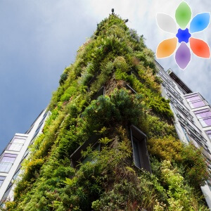 New building designs integrate nature for greater efficiency