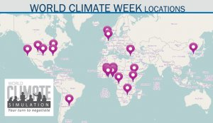 It's World Climate Week; It's Your Turn to Negotiate!