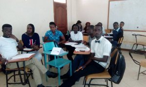 World Climate Simulation at Karatina University