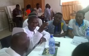 Upper West Region of Ghana experiences World Climate Simulation