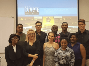 World Climate teaches Climate Negotiations to Economics Students at University of Pretoria