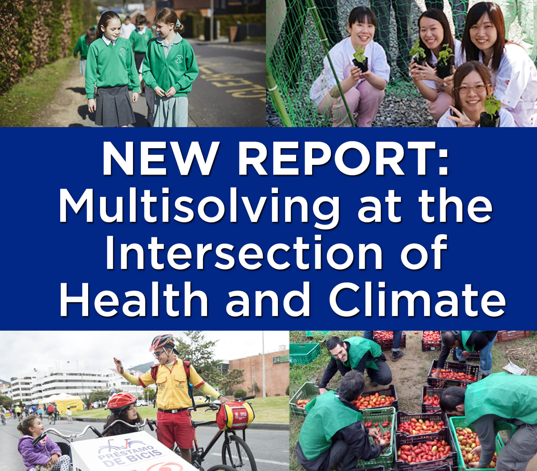 Multisolving at the Intersection of Health and Climate: Lessons from Success Stories