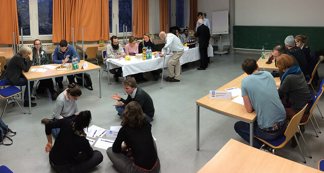 World Climate Simulation in Bonn